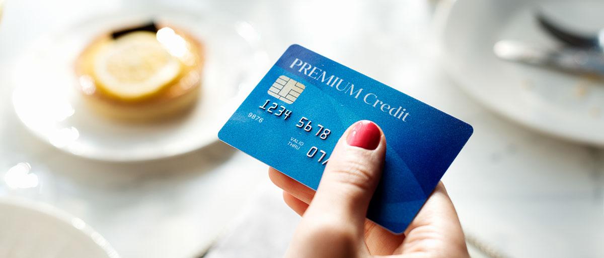 Как оформить кредитную карту?
