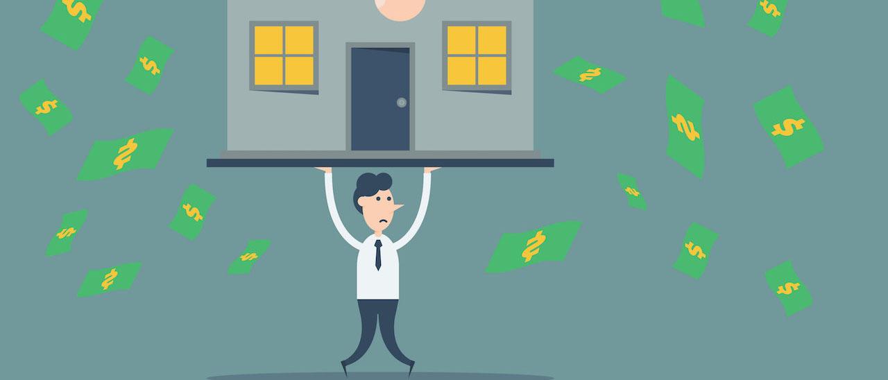 Что делать, если взял валютную ипотеку, а курс рубля упал?